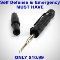 Multipurpose Tactical Emergency Pen - The # 1 What If Store