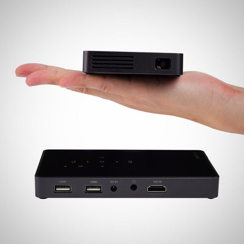 BRAND NEW! GET YOURS NOW!! Mini Wifi Smart DLP Bluetooth Projector