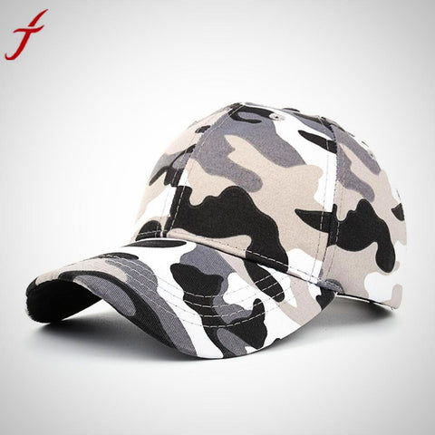 Outdoor Sporting Adjustable Casual Baseball Cap