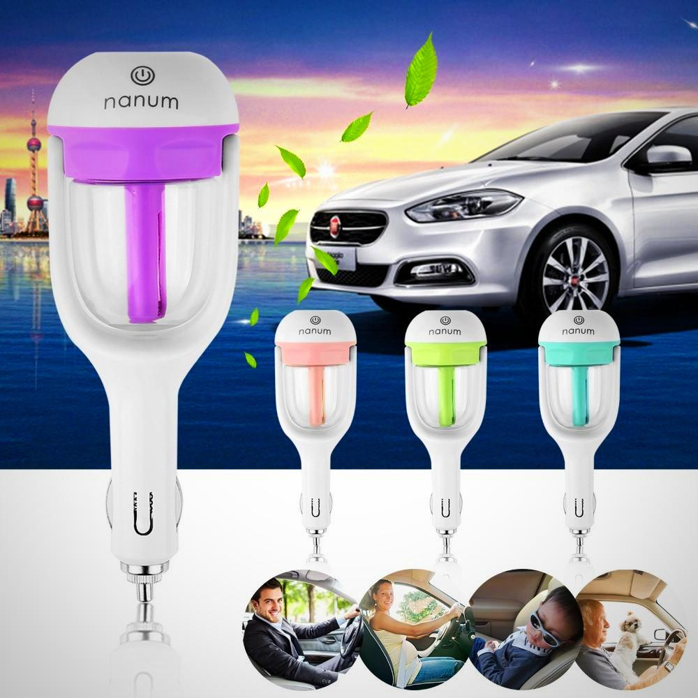 Portable Mini Car Aromatherapy Humidifier Air Diffuser - The # 1 What If Store