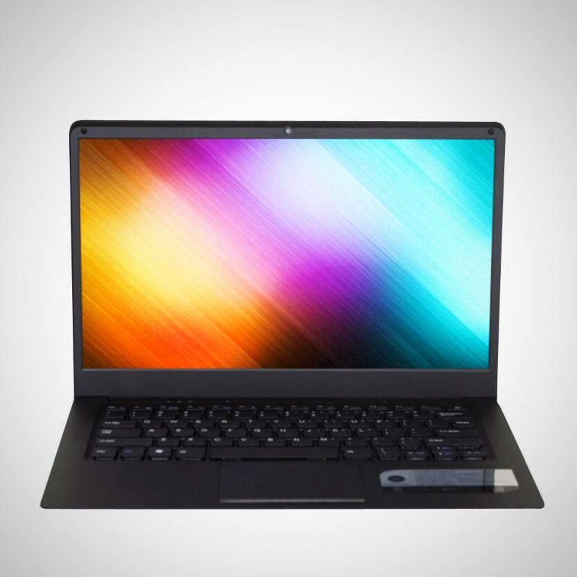 Ultra-thin Quad-Core Laptop 14'' Screen Display (1366 x 768 Pixel)