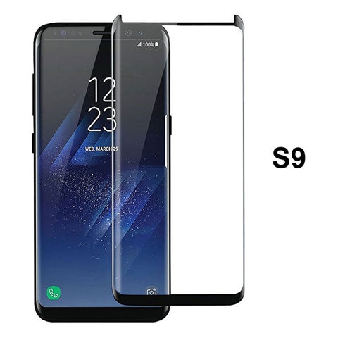 3D Samsung Galaxy Tempered Glass Scratch Proof Screen Protector
