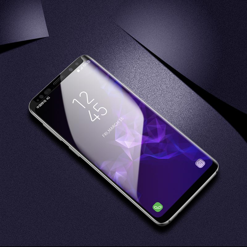 Samsung Galaxy Glass 3D Curved Edge Glass Screen Protector