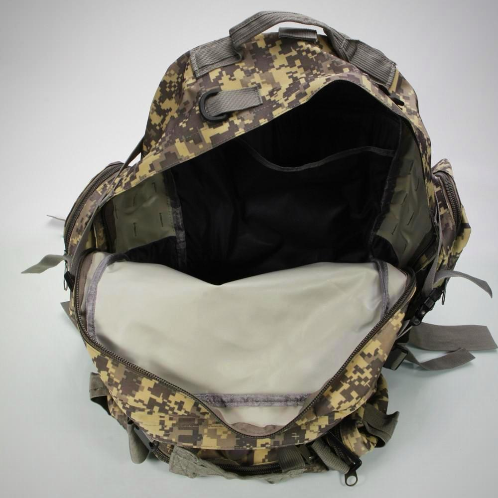 Large Capacity Cloth Double Shoulder Tactics Military  Backpack