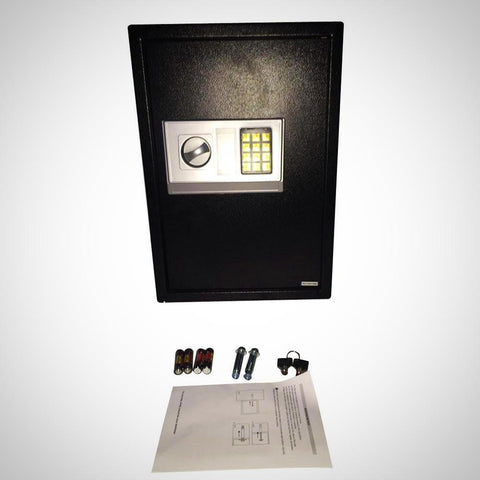 Home Business Security Keypad Lock Electronic Digital Steel Safe