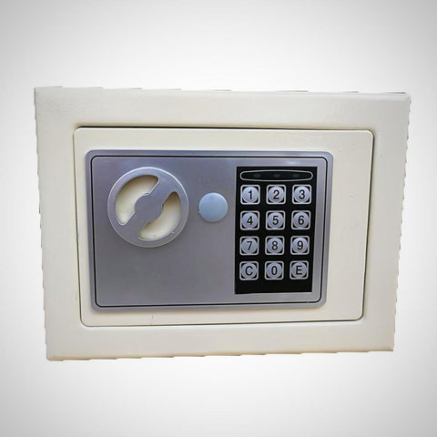 Electronic Password Steel Plate Safe