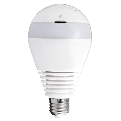 "The "" I See You"" 360 Degree Wireless IP Bulb Camera"