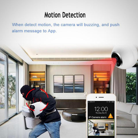 This 2PC Wireless Night Vision Camera Will Give You Customized Security