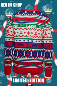 CHRISTMAS SPIELKIND SWEATER (6068602470549)