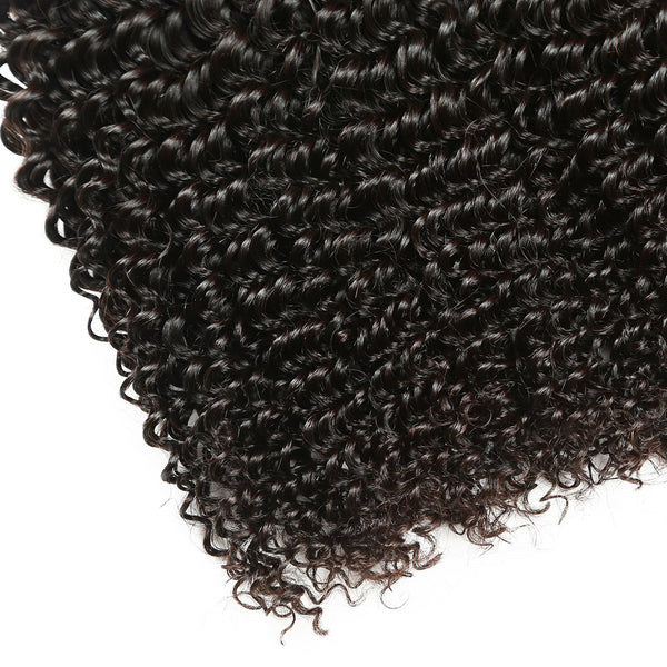 Ishow Peruvian Curly Hair Curly Human Hair Extensions 4pcs/lot