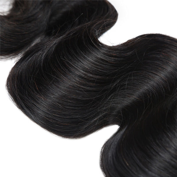 Easy Hair 10A Grade Brazilian Body Wave Hair 3 Bundles Unprocessed Human Hair Weave - Easy Hair