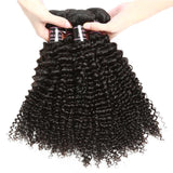 ishow hair virgin indian curly human hair bundles 4pcs lot