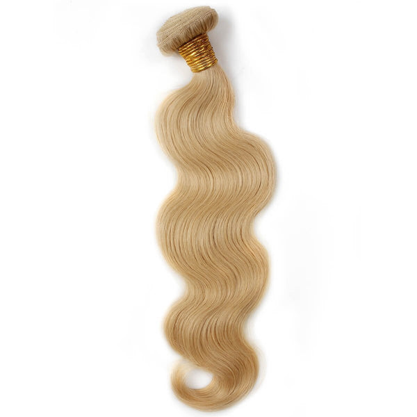 Easy Hair Hot Sell Blonde Hair Brazilian Body Wave 3 Bundles 613 Color - Easy Hair