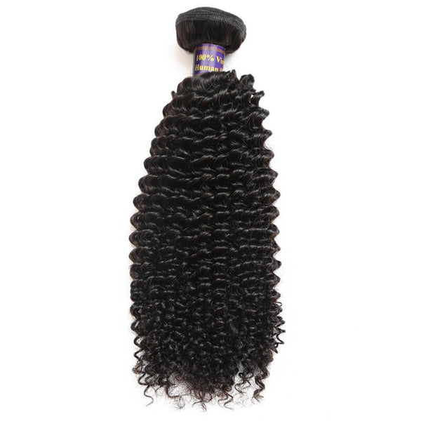 Easy Hair 10A Grade Indian Kinky Curly Hair high quality Virgin Indian Hair 3pcs/lot - Easy Hair