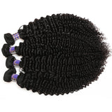 allove indian kinky curly virgin hair bundles unprocessed human hair weave 4pcs lot