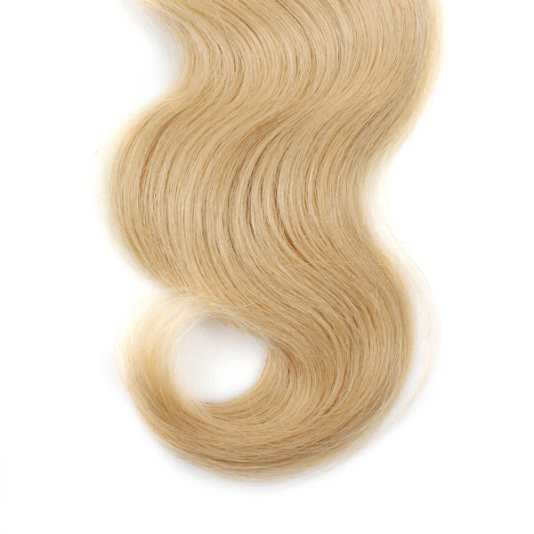 Ishow Blonde Hair Brazilian Body Wave 3 Bundles 613 Color - Easy Hair