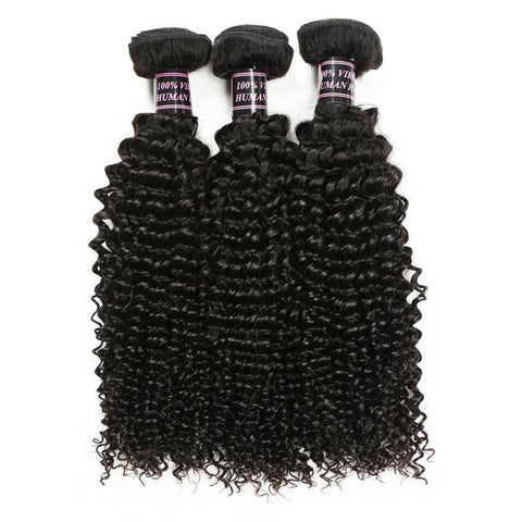 ishow virgin peruvian kinky curly human hair weave extensions 3pcs lot