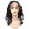 Easy Hair Malaysian Loose Wave Human Hair 360 Lace Frontal Closure 1pc/lot