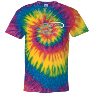 Indian at Large, 100% Cotton Tie Dye T-Shirt - Indigenous Arts