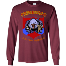 Freebirds Youth LS T-Shirt - Indigenous Arts