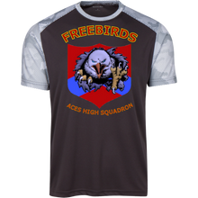 Freebirds Youth CamoHex Colorblock T-Shirt - Indigenous Arts