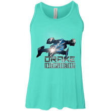 Drake Cutlass Youth Flowy Racerback Tank - Indigenous Arts