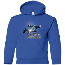 Drake Cutlass Youth Pullover Hoodie - Indigenous Arts