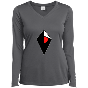 Atlas Small LS Performance V-Neck T-Shirt