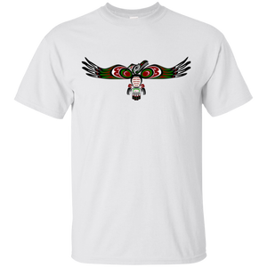 Raven Cotton T-Shirt