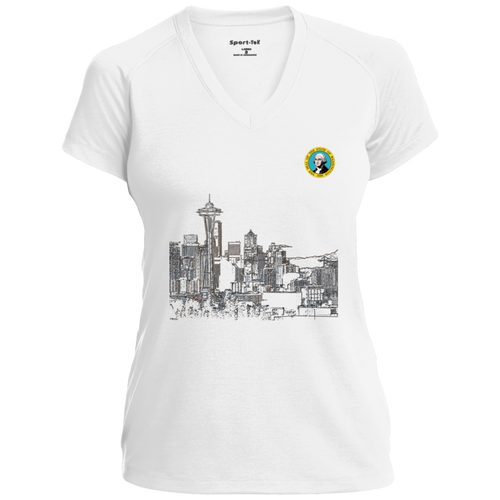 Space Needle Performance T-Shirt
