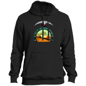 Portal Ship Tall Pullover Hoodie