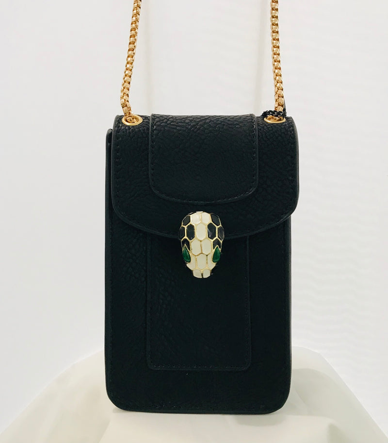 Serpent Crossbody Bag