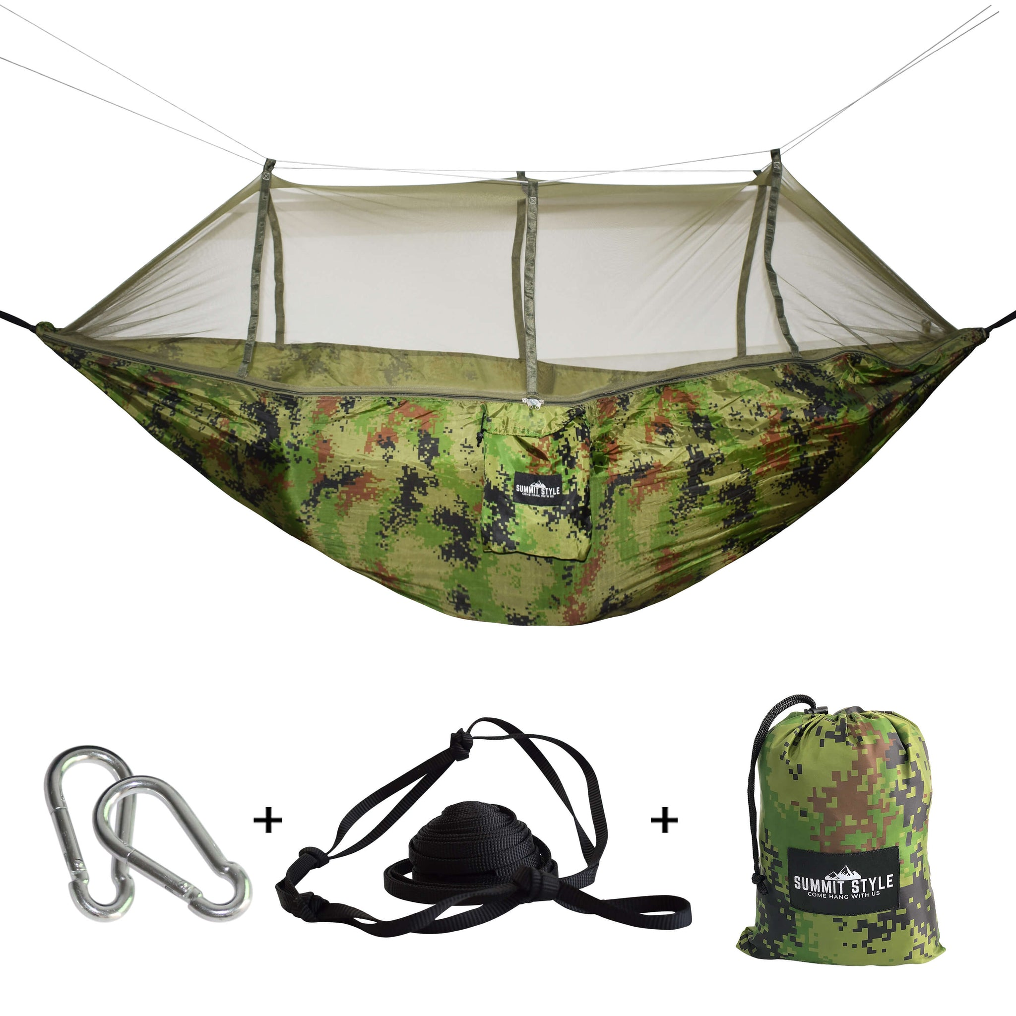 Summit Style's Nature Nest Hammock