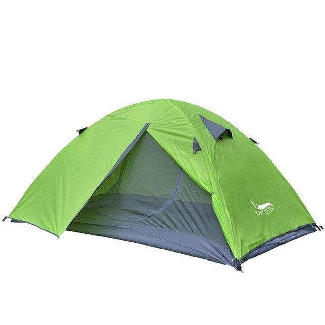 Summit Style Ultralight Waterproof Outdoor Tent - Oasis