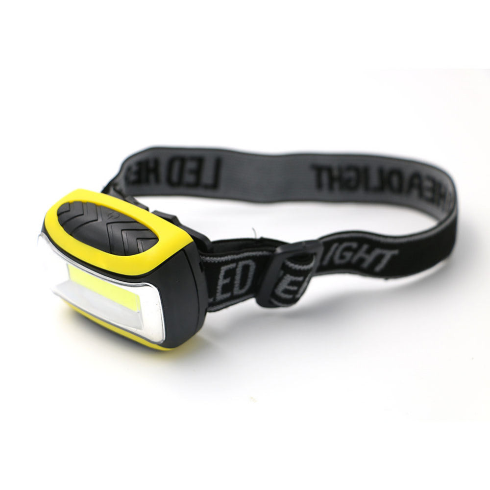 3-Mode Waterproof LED Headlamp