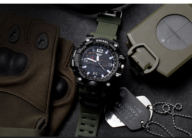 The Ultimate Tactical Sports Watch