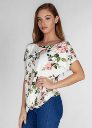Floral For Days Top