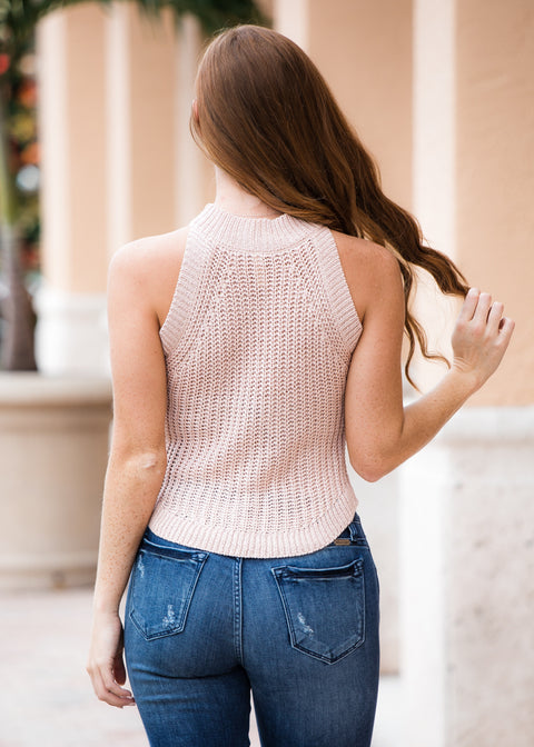 City Girl Knit Top