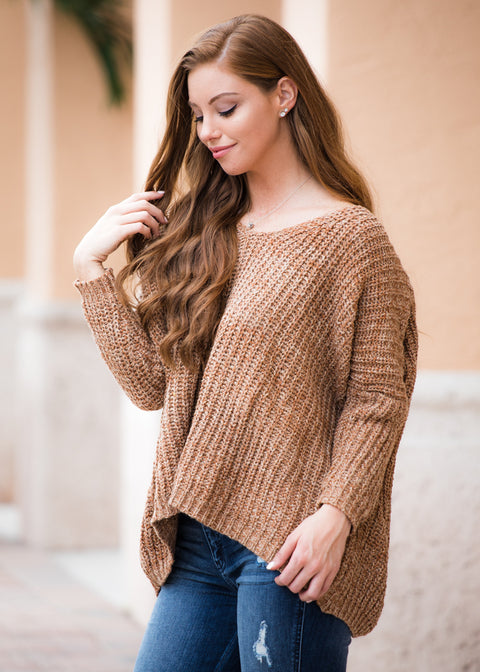 Toffee Dream Sweater