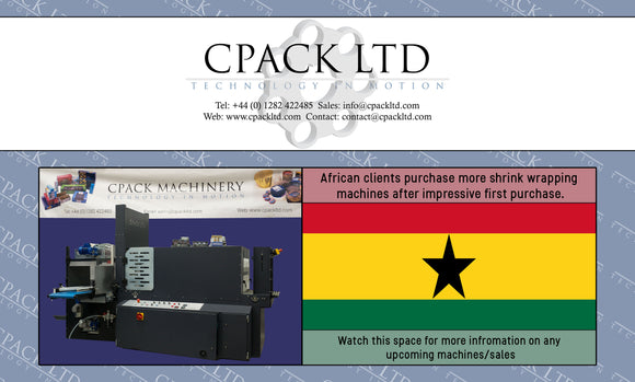 International Drink Company returns to Cpack for another Multiple Order
