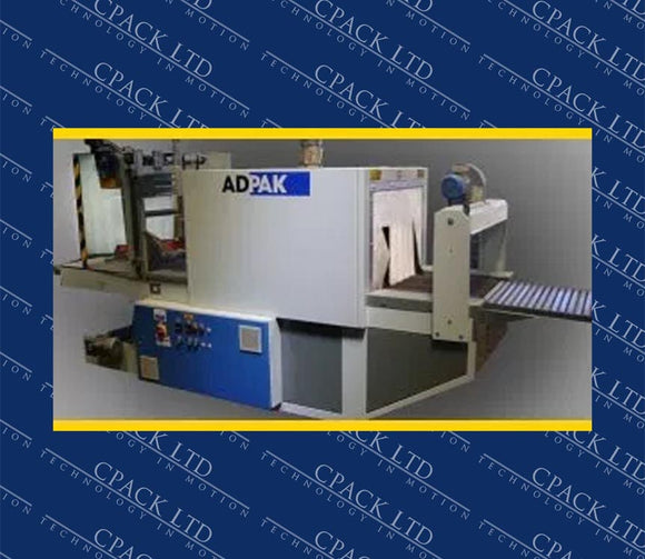 Adpak Shrink Wrapping Machine Easy 700