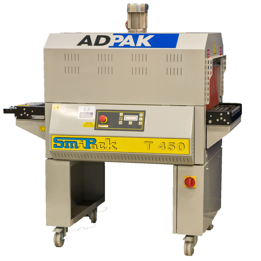 Adpak T450 Shrink Tunnel