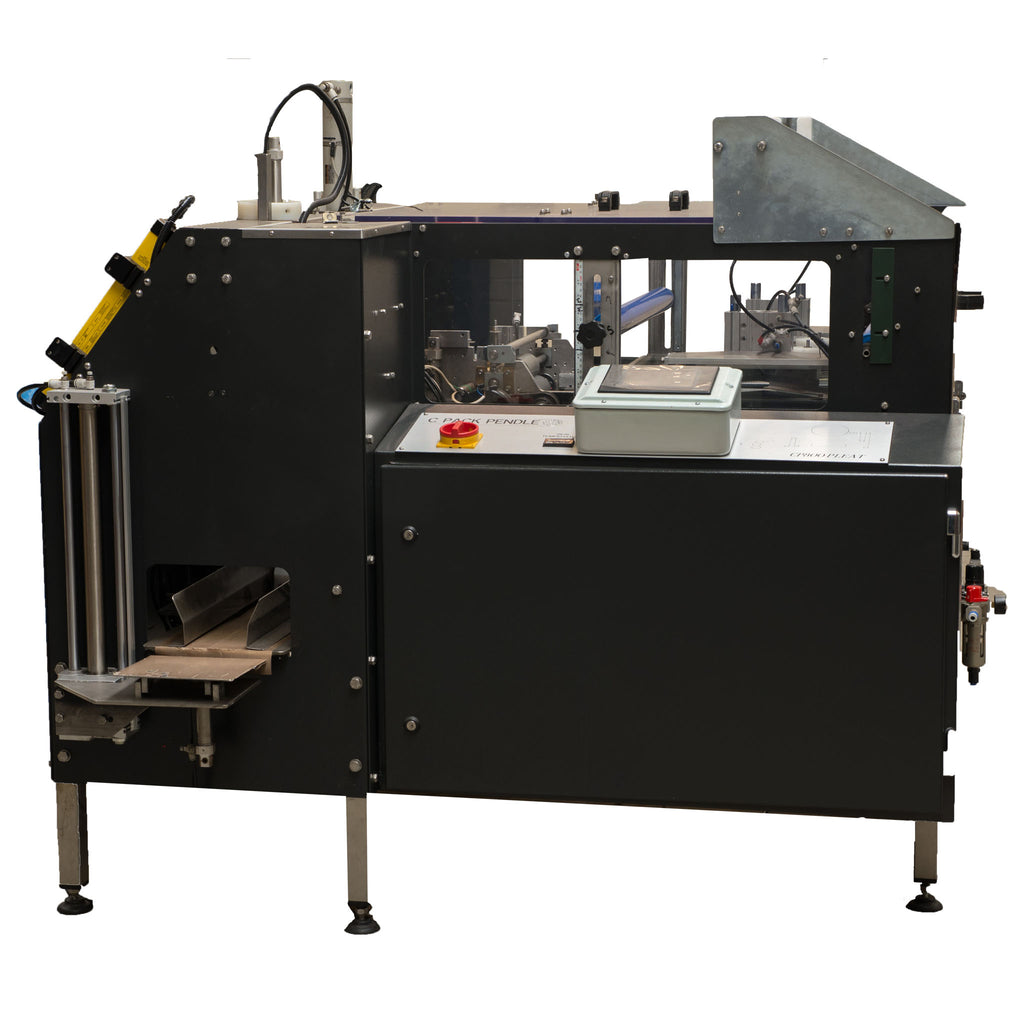BW800 Semi-Auto Pleat Wrapping Machine