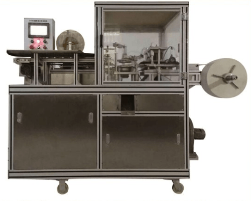 CP3000 Pleat Soap Wrapping Machine