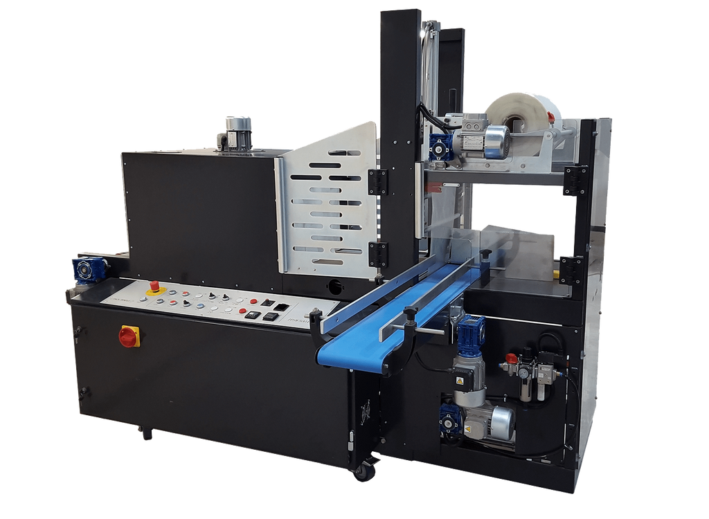 Monoblock Shrink Wrapping Machine