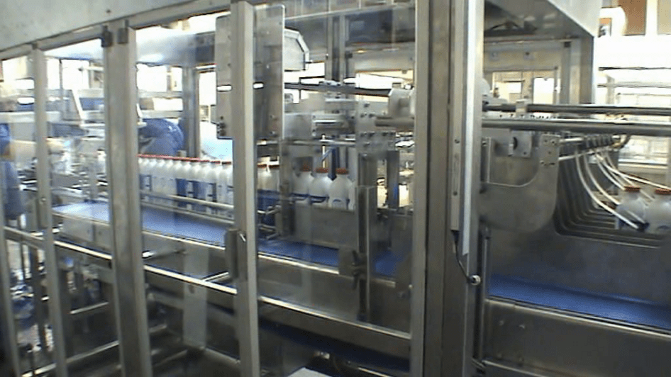 Rotor-Pack 5000 Milk Wrapping Machine