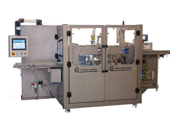 Wrap King 4000 Control Fold Machine