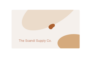 Scandi Supply Gift Card