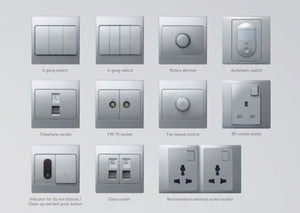 Legrand Switch/Sockets
