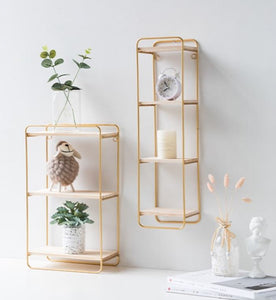Lacey Nordic Shelves